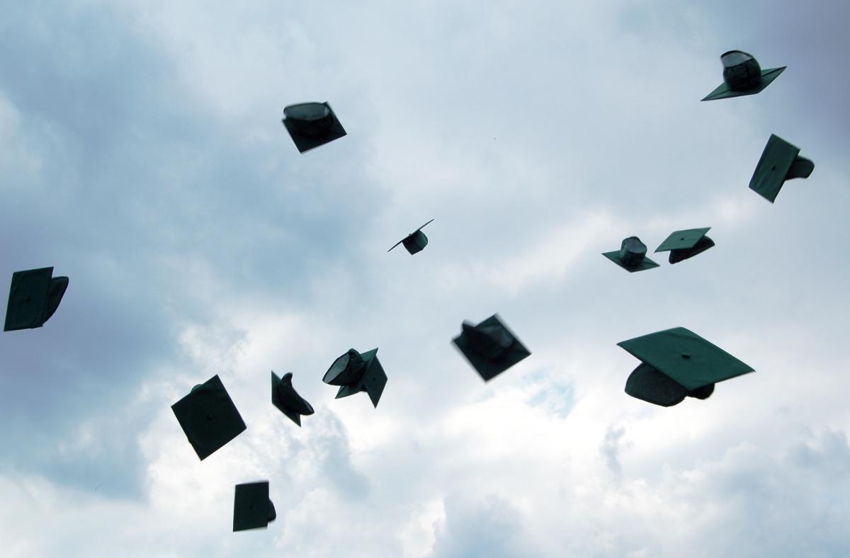 3º Ano Do Ensino Médio A Despedida